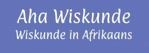 Wiskunde in Afrikaans